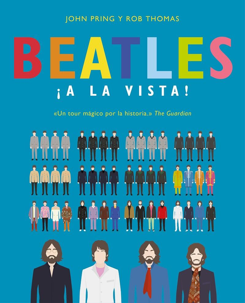BEATLES A LA VISTA | 9788466663311 | PRING, JOHN / THOMAS, ROB