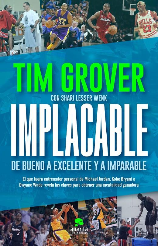 IMPLACABLE | 9788413440675 | GROVER, TIM