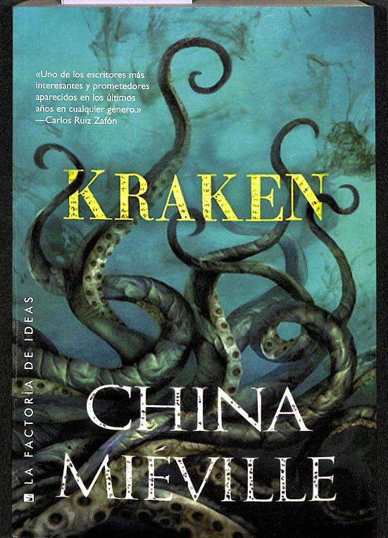 KRAKEN | 9999903113348 | MIÉVILLE, CHINA