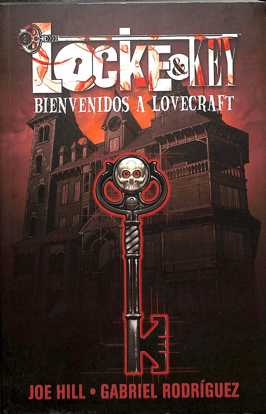 LOCKE AND KEY 01 (CULT COMICS) | 9999903066934 | HILL/ RODRIGUEZ