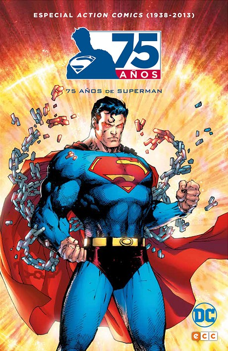 ACTION COMICS (1938-2013): 75 AÑOS DE SUPERMAN | 9999903067917