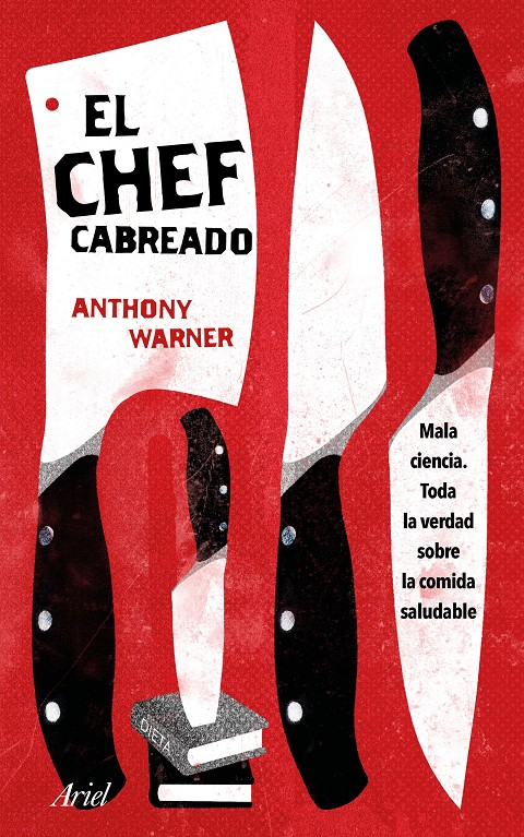 EL CHEF CABREADO | 9999903068556 | WARNER, ANTHONY
