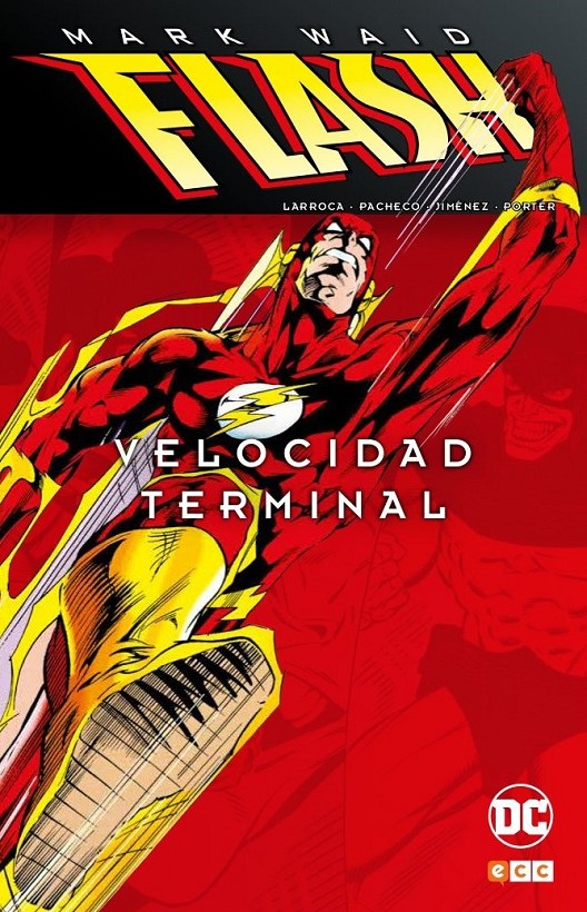 FLASH DE MARK WAID: VELOCIDAD TERMINAL | 9999903067009 | WAID, MARK