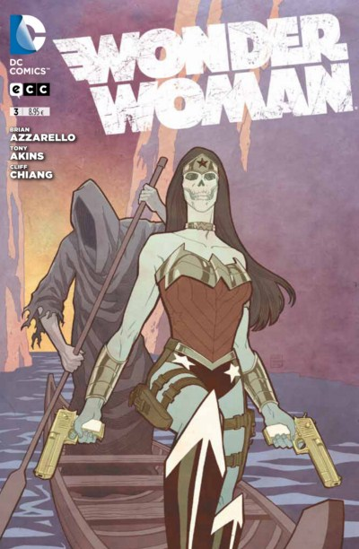 WONDER WOMAN NÚM. 03 | 9999903066958 | AZZARELLO, BRIAN