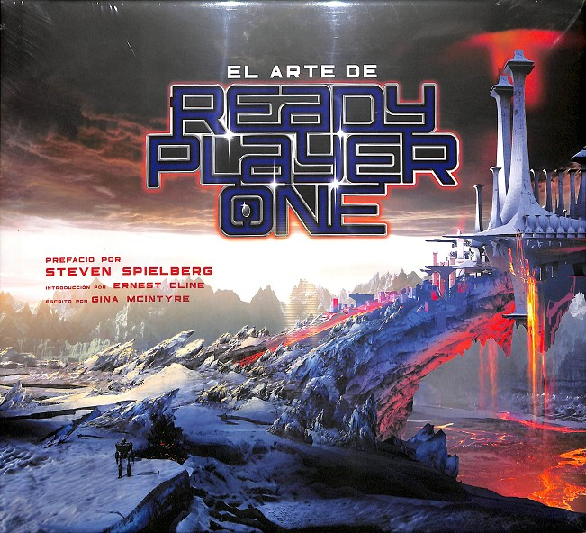 EL ARTE DE READY PLAYER ONE | 9999903066866 | GINA MCINTYRE
